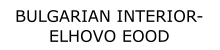 BULGARIAN INTERIOR-ELHOVO EOOD - full member of BAALO